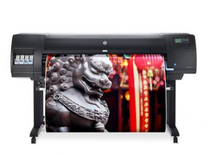 Machine HP Designjet D5800