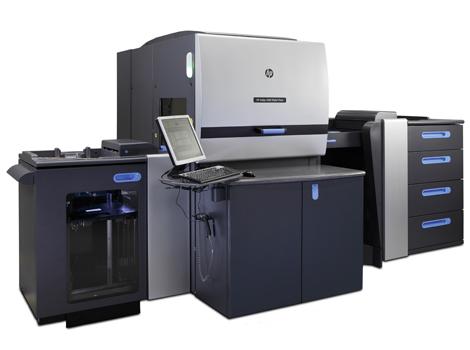 Machine HP Indigo 5600