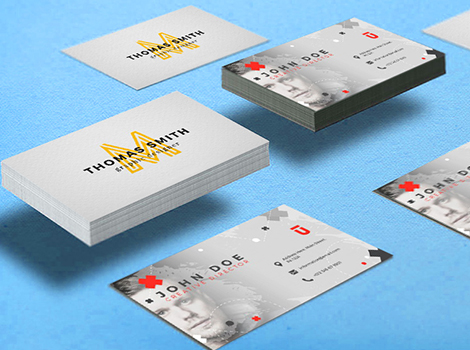 Business Card Pranata Printing