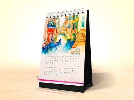 Calendar Prints Pranata Printing