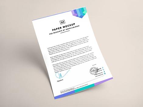 Letterhead Pranata Printing