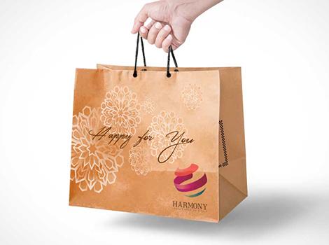 Paper Bag Pranata Printing